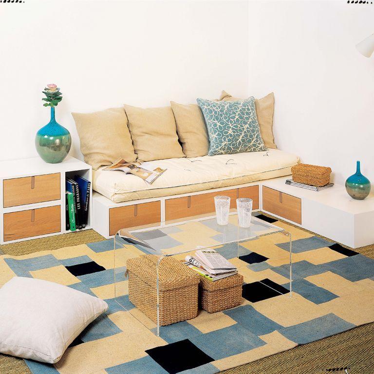 Banquette D Angle Avec Rangements Integres Banquette Avec Rangement Mobilier De Salon Deco Maison