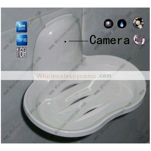 New Bathroom Spy Soap Box Hidden Camera Dvr Spydevils Hidden
