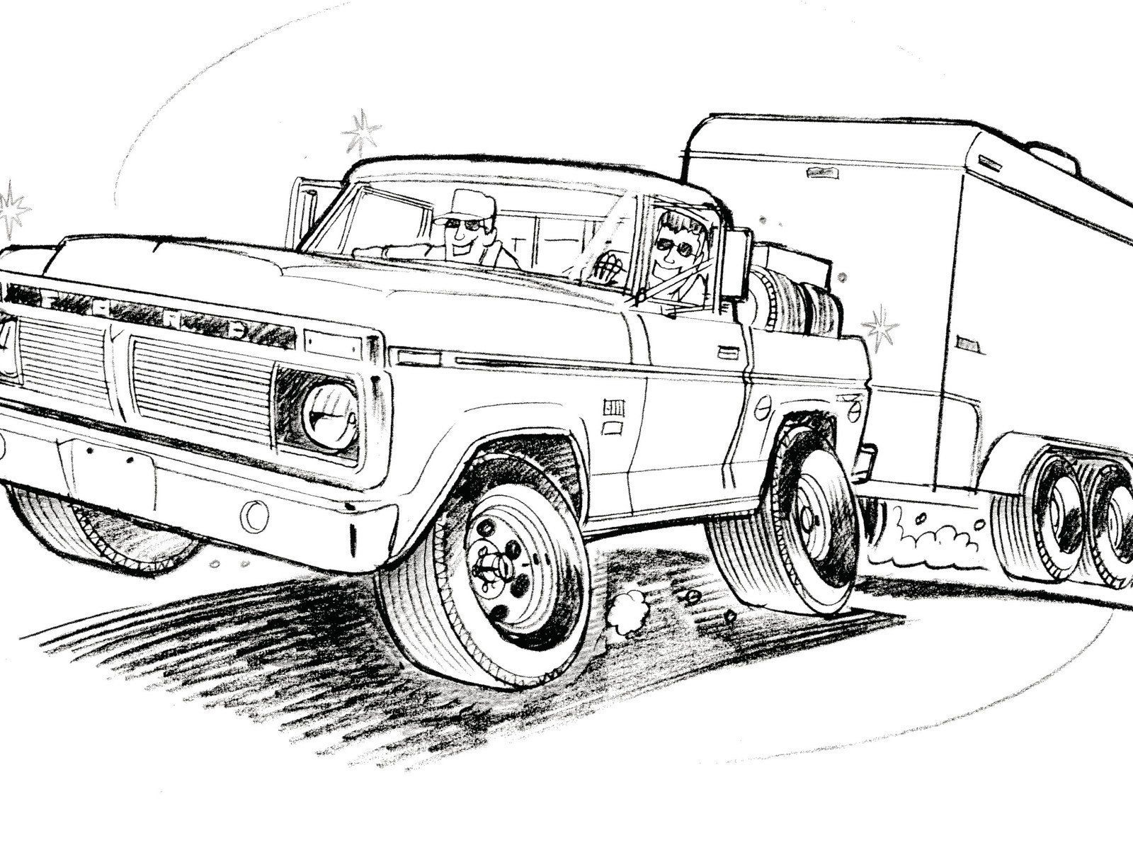 Cct 04 O Ford F350 E40d Transmission Swap Drawing