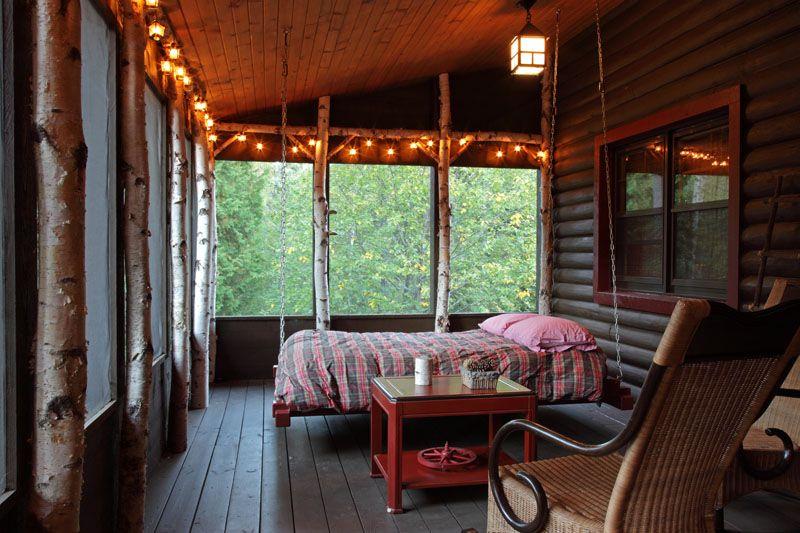 How To Capture Adirondack Style In Your Cabin   Cabin Living