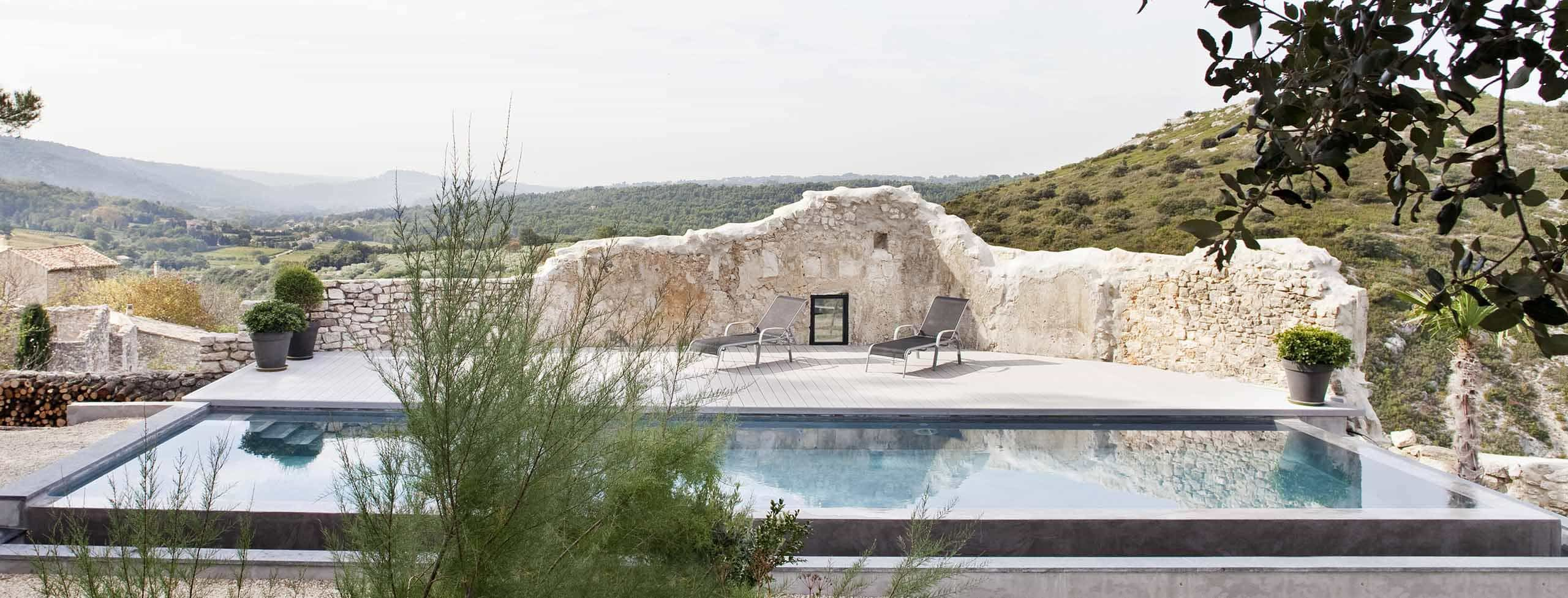 Boutique B B Provence Metafort Chambre D Hotes Luberon Chambres D Hote Design Provence Maine House Cosy Apartment Infinity Pool