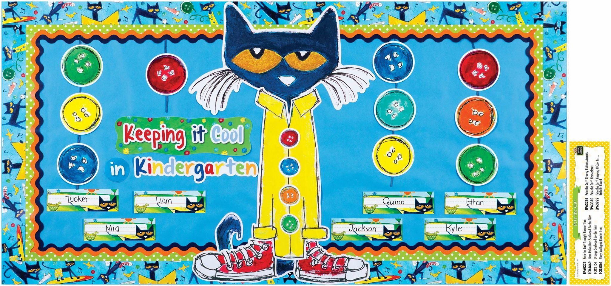 Pin By The Tardy Bell On Pete The Cat