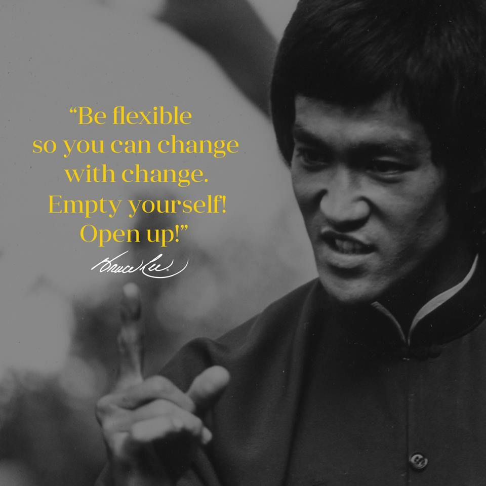 TransformationEvolveFlow (Quote)  Bruce lee quotes, Bruce lee