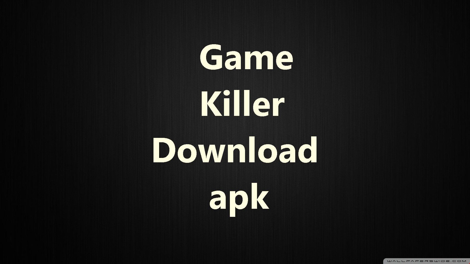 gamekiller скачать на айфон