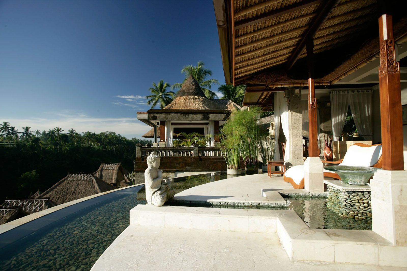 Lembah Spa Of Viceroy Bali Resort With