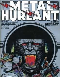 Metal Hurlant #15