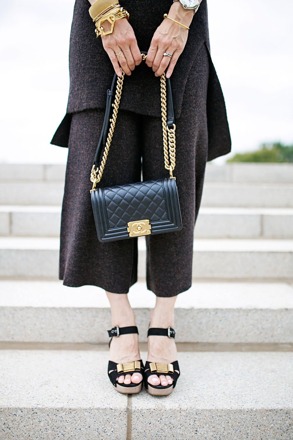 25426494c71d Pin by Style of Sam on Style of Sam | Bags, Chanel, Chanel boy bag