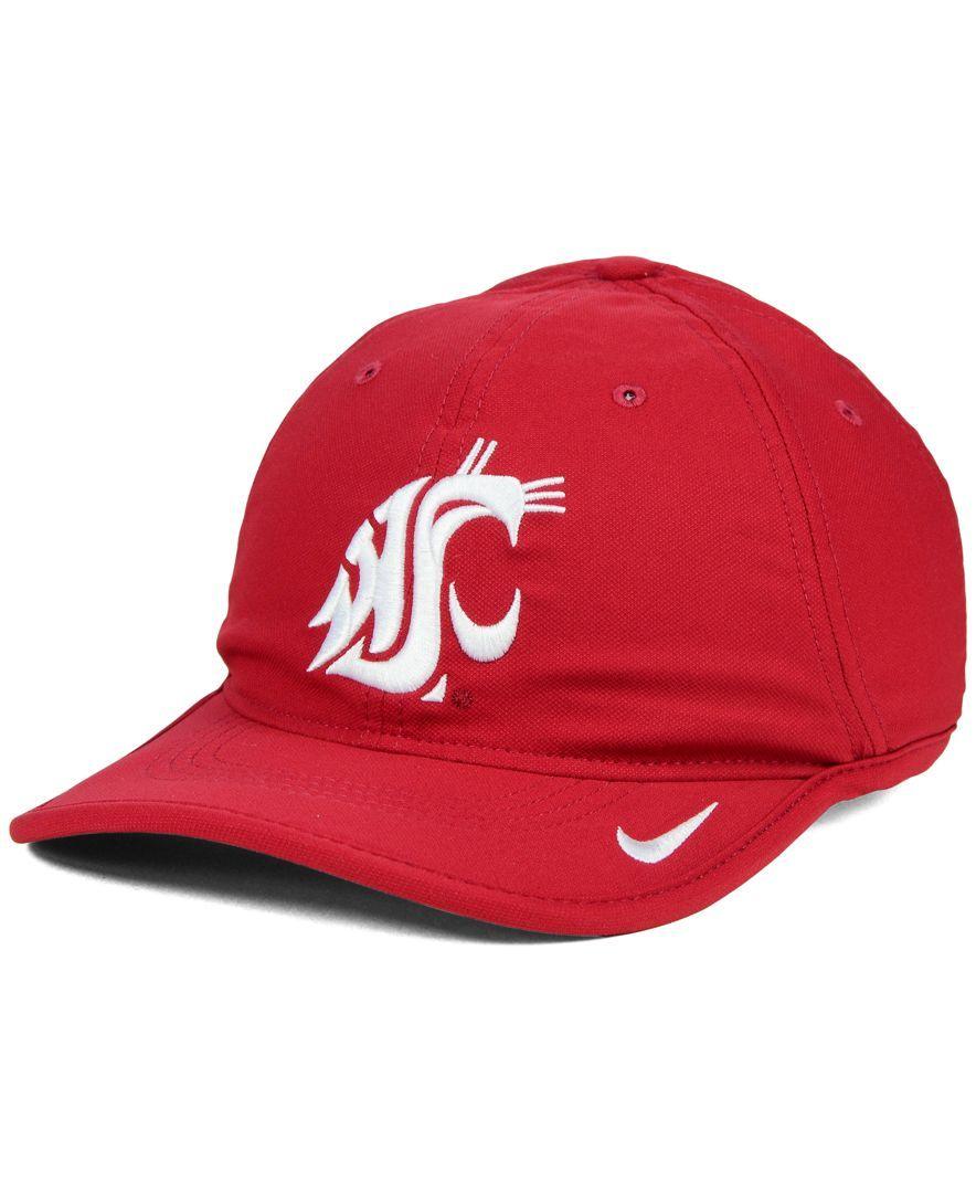 Nike Washington State Cougars H86 Vapor Cap