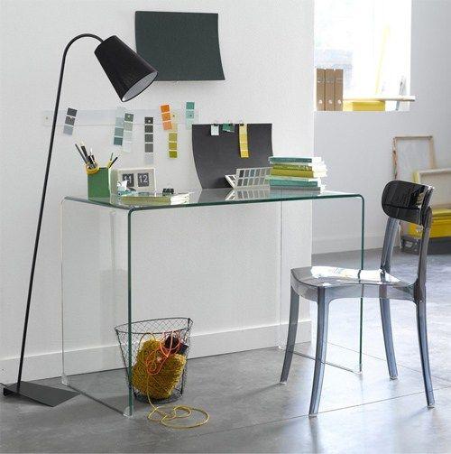 Des ides pour amnager un bureau dans un petit espace Bureaus