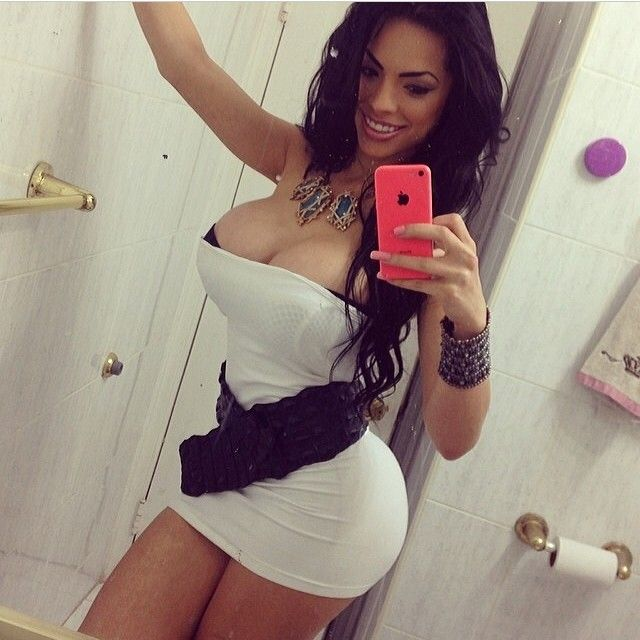 lovely alluring sexy latina best body nude