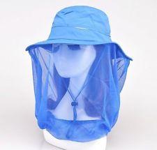 Women Wide Brim Bucket Boonie Fishing Hiking Sun UV Protect Outdoor Cap Blue http://ift.tt/1iFcTMU