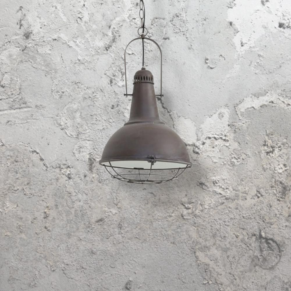 industrial cage pendant cl 29179 products e2 contract lighting