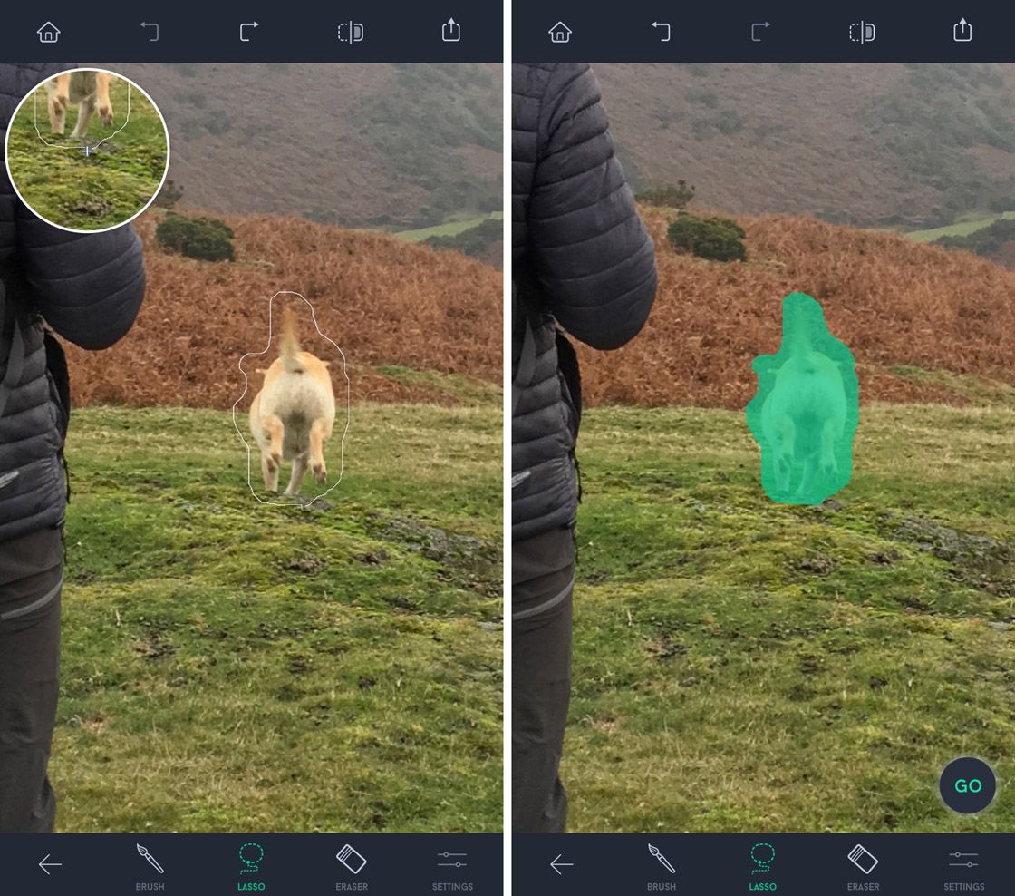TouchRetouch: Remove Unwanted Objects From Your iPhone