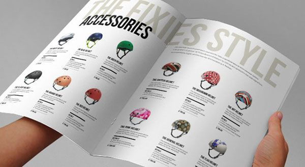 THE FIXIES. InDesign Product catalogue template. on Behance ...