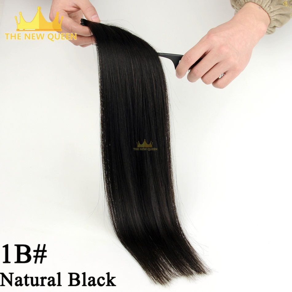 Wholesale Remy Tape Hair Extensions 1b 20pcslot Tape In Hair