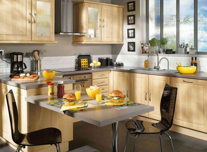 Pequeña mesa para cocina | cocina | Pinterest | Decoración de cocina ...