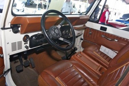 Awesome Interior I Want This 1983 Jeep Cj7 Jeep Porn