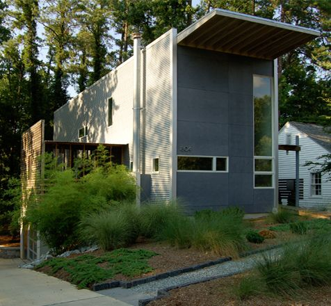 big fan of studio b architecture in durham nc this house made us pullover to take a look while. Black Bedroom Furniture Sets. Home Design Ideas