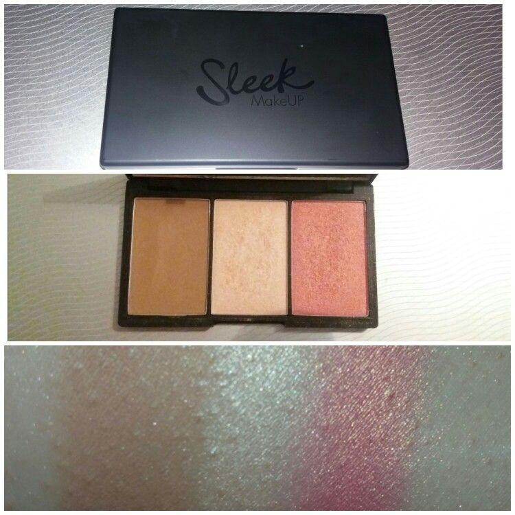 Sleek Face Form Conturing & Blush Palette       Light 373      😍
