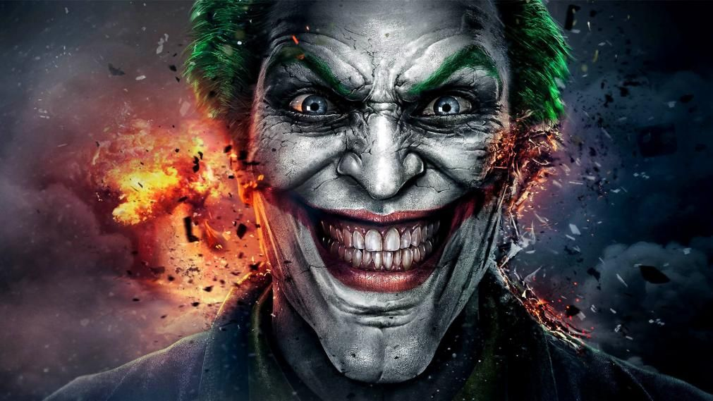 hd halloween scary joker wallpaper complete collection of