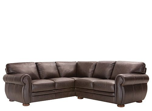 Marsala 2 Pc Leather Sectional Sofa Leather Sectional Leather Sectional Sofa Modern Sofa Sectional
