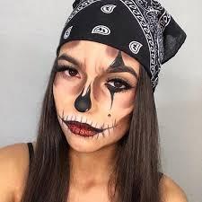 صور مكياج هالوين للوك مبتكر واستثنائي في عيد الهالوين Halloween Makeup Halloween Face Makeup Face Makeup