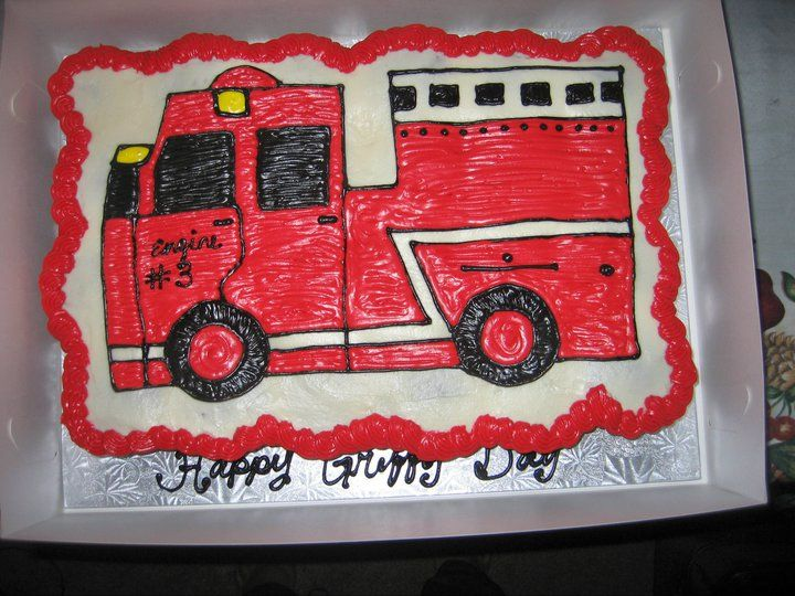 Fire truck cupcakes los angeles ca fire truck cupcakes