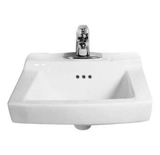 American Standard 0124 024 Wall Mounted Bathroom Sinks Bathtub Leaking Sink