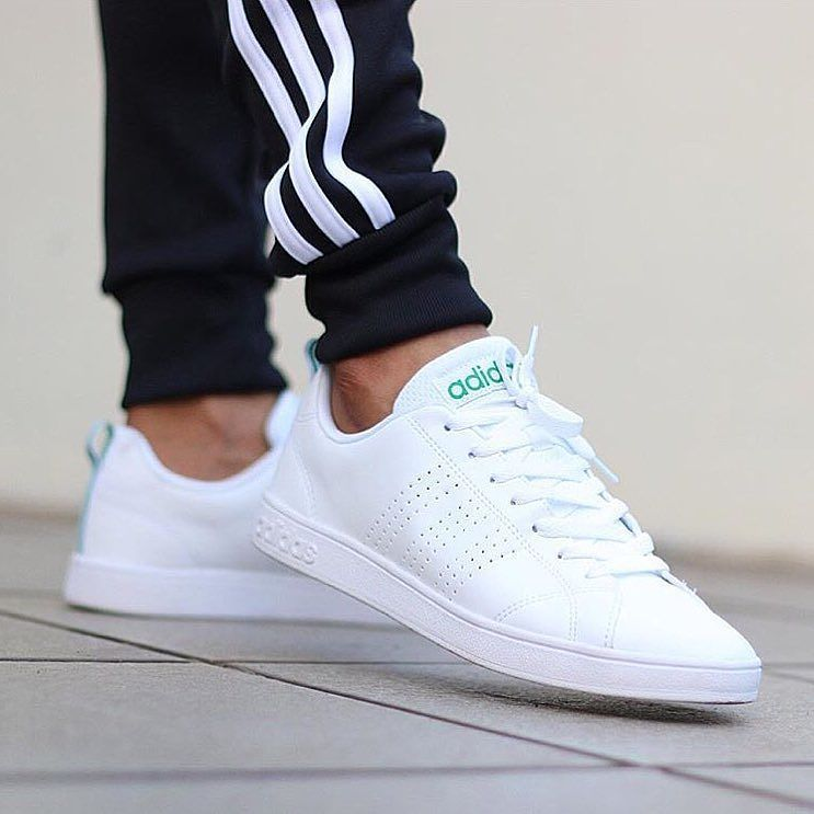 Adidas Neo Advantage All White