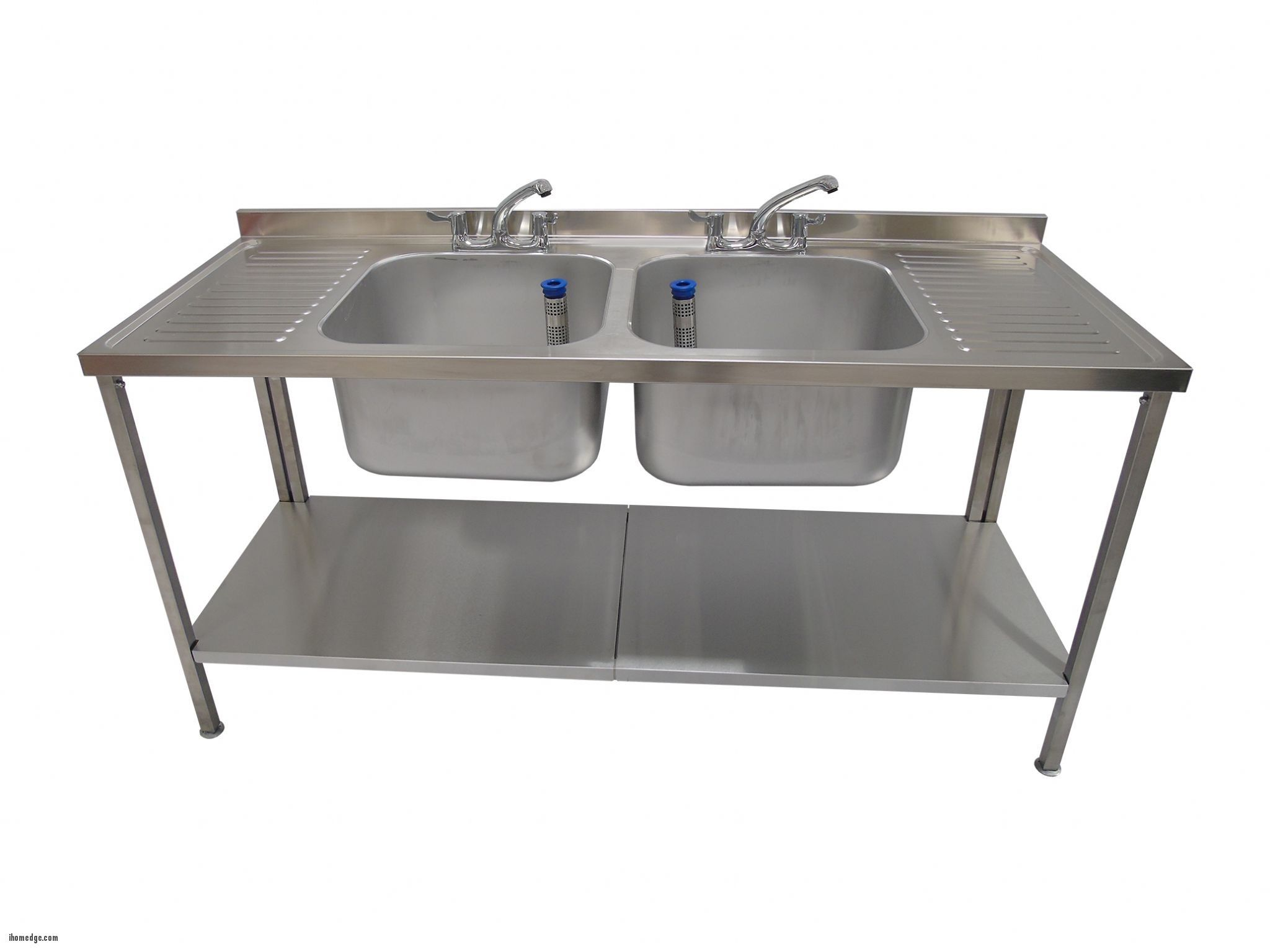 good Unique Commercial Sink , stainless steel sink double bowl ...