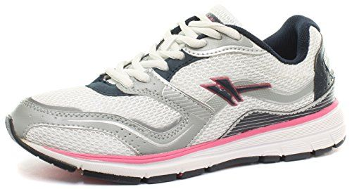 Gola Active LTSpeed White Womens FitnessRunning Sneakers Size 6 -- Check  out this great product