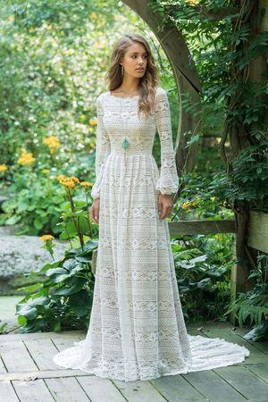 brautkleider hochzeitskleider brautmode  hippie hochzeitskleid brautkleid hippie
