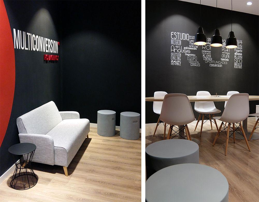 Diseño oficinas Multiconversion en Valencia Oficina Pinterest