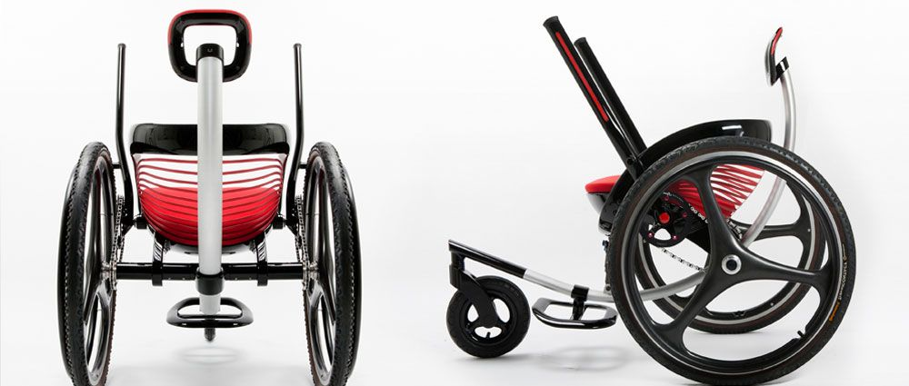 Leveraged Freedom Chair leveraged freedom chair | wheelchair design | continuum