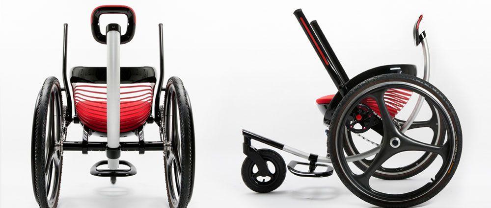 Leveraged Freedom Chair leveraged freedom chair | wheelchair design | continuum