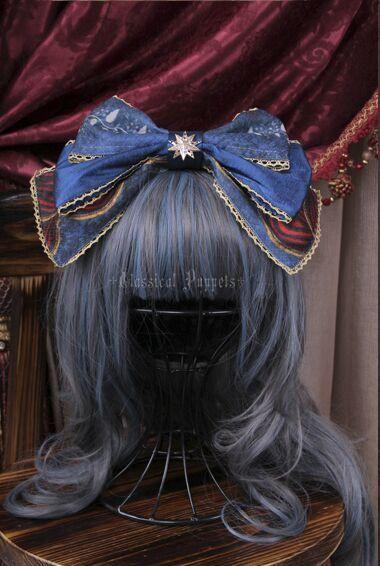 Classical Puppets Elisabeth Schloss Schonbrunn's Night Headbow