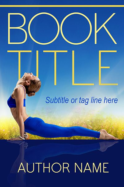 Yoga Book Covers For Sale Book Cover Design Paperback Book Covers
