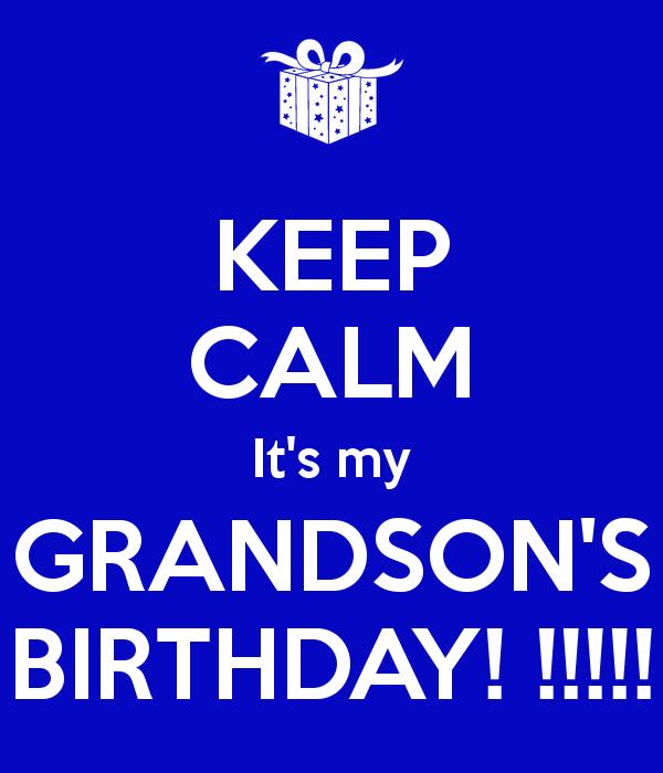 sdkeepcalmomaticcouk i keepcalmitsmygrandsonsbirthday – E-greetings Birthday