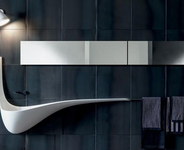 Moderne Wand-Waschbecken in schlankes und schönes Design_4 ...