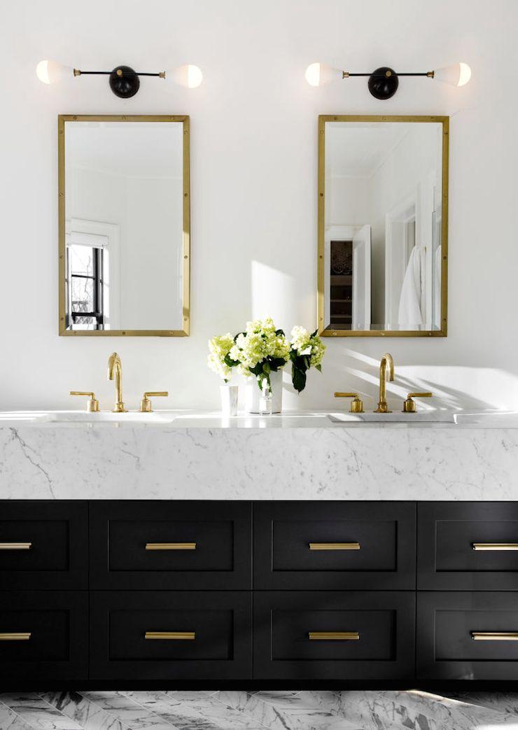 Interiors Bathroom Gold Bathroom Bathroom Interior
