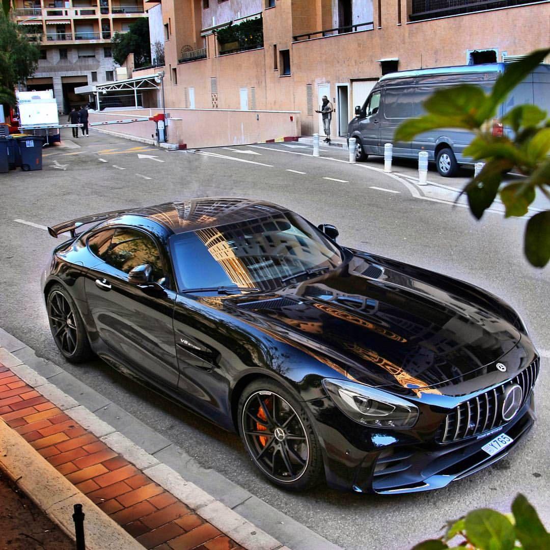 Mercedes Benz Amg Gtr: Монако (@balco) On