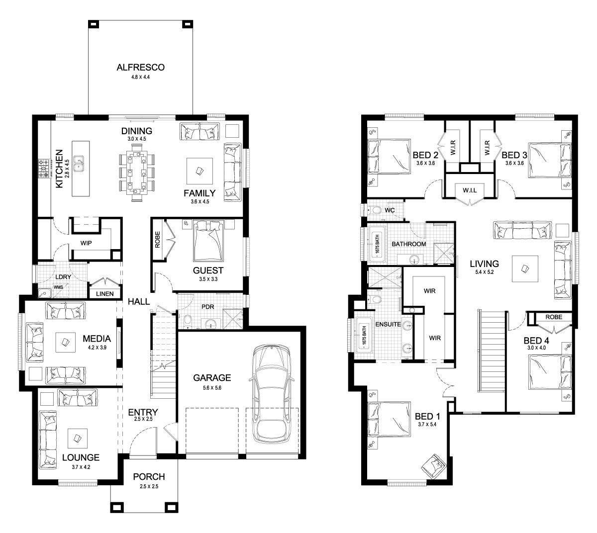 Simple 2 Story Display Home - 5219ea53a146cb04cb9f55b59e5ebe3f  Pictures_256374.jpg