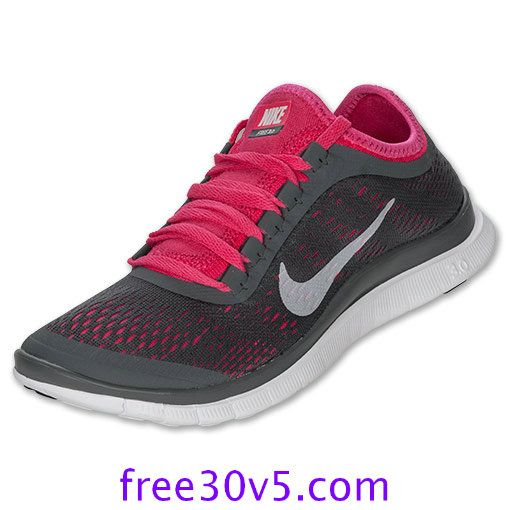 Nike Free 3.0 Pink And Grey