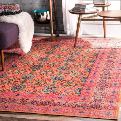 Oriental persion tradtional home style floor rugs carpet 4 sizes ...
