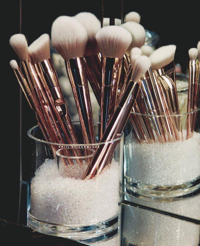 Makeup💋 (Makeup) Твіттер Makeup brushes real