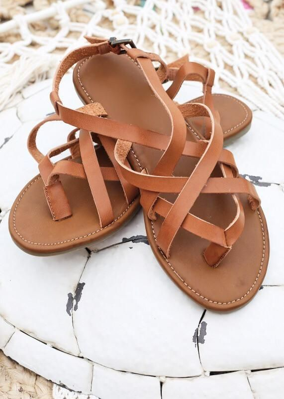 Pacific Coast Sandal (With Images)