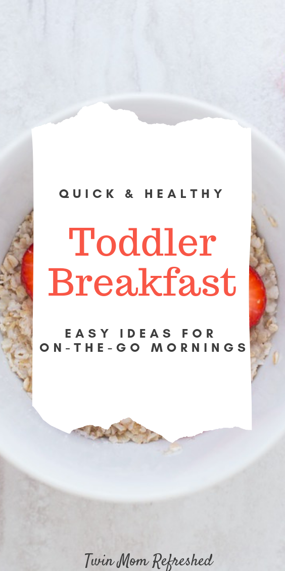 Quick and Healthy Breakfast Ideas for Toddlers and Kids images