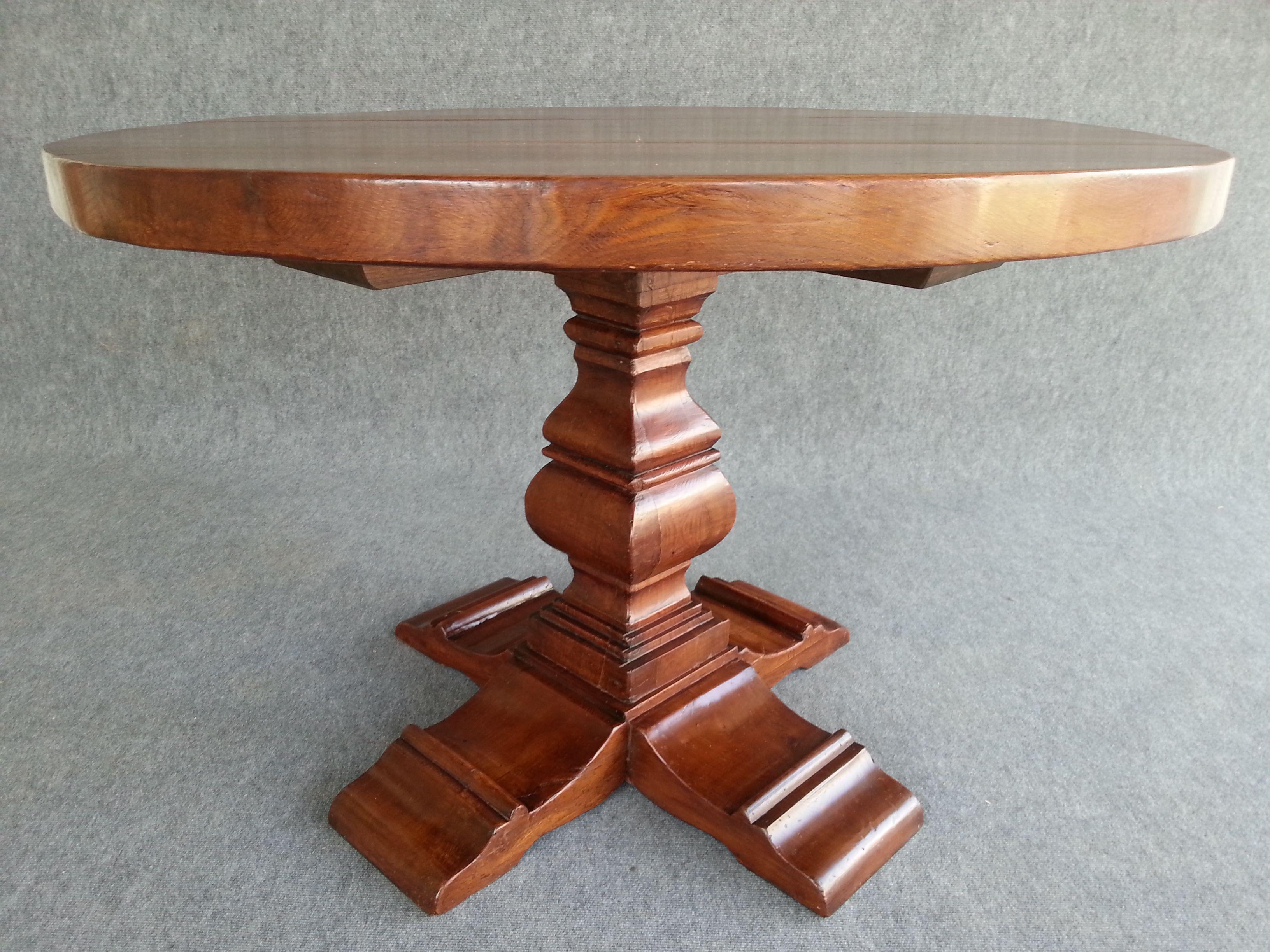 Tavolo in massello di rovere. part 1 Massello di rovere