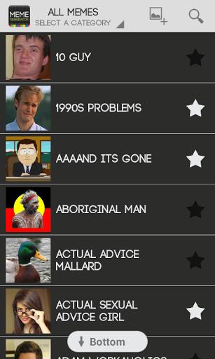 Video Meme Generator App