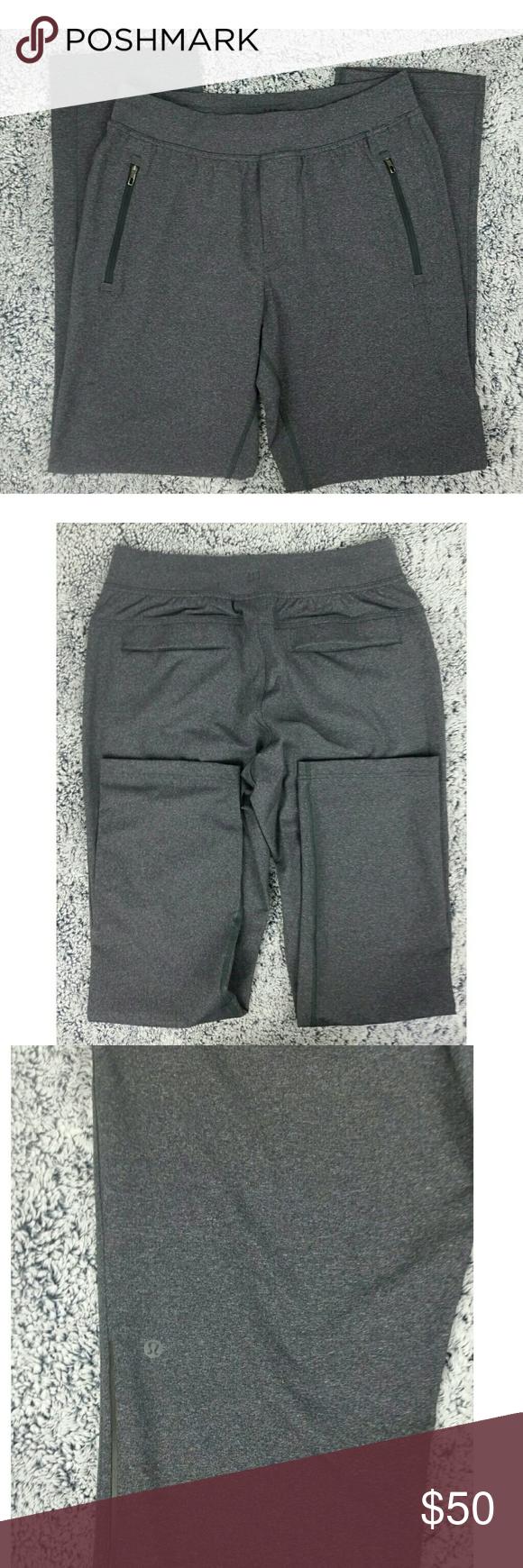 9e4f20c84 Men s Lululemon Discipline Pant Gray Large •Men s Lululemon Discipline Pant  •Size Large •Condition